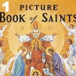 Catholic saints books for kids