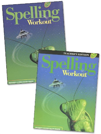 Spelling workout homeschool curriculum