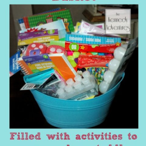toddler fun basket