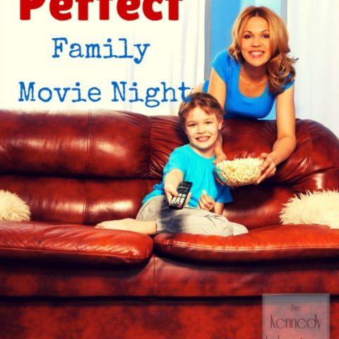 family movie night #streamteam
