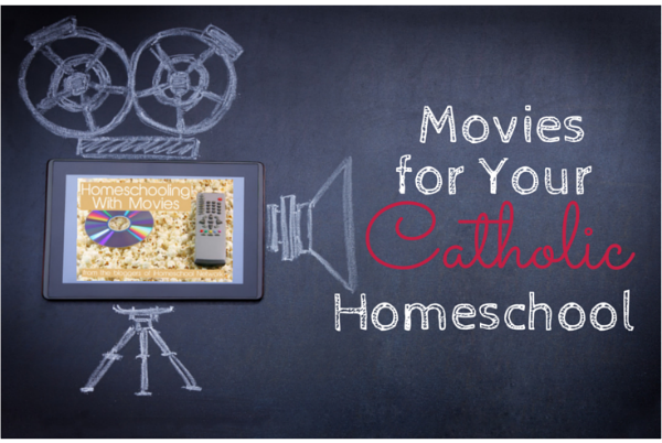 Looking for some great Catholic movies for your homeschool? Take a look at what we're watching. Our family loves these -- especially Number 5!
