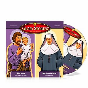 Glory Stories - teach your children about Catholic saints
