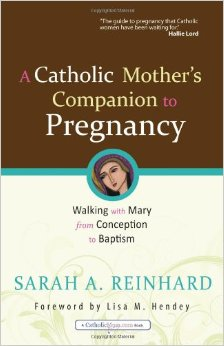 Catholic pregnancy books