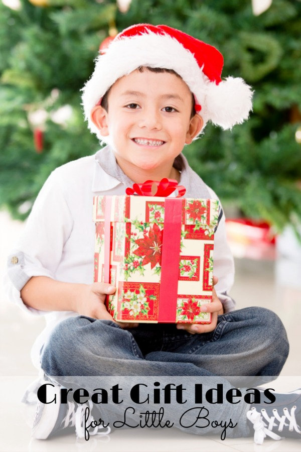 gift ideas for preschool boys