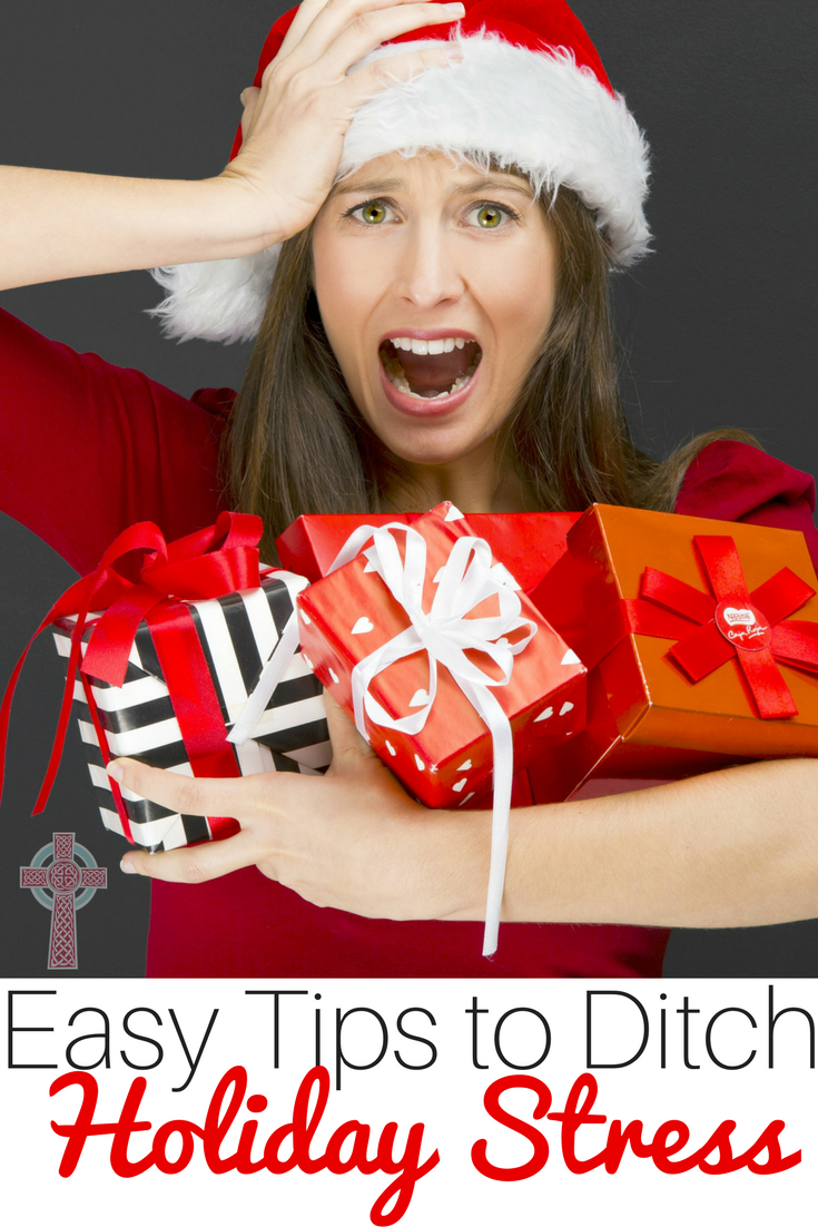 Super Simple Tips for Managing Holiday Stress