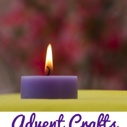 Advent crafts for Catholic Kids