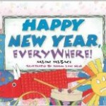 Happy New years books for kids