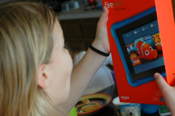 amazon fire hd kids edition tablet
