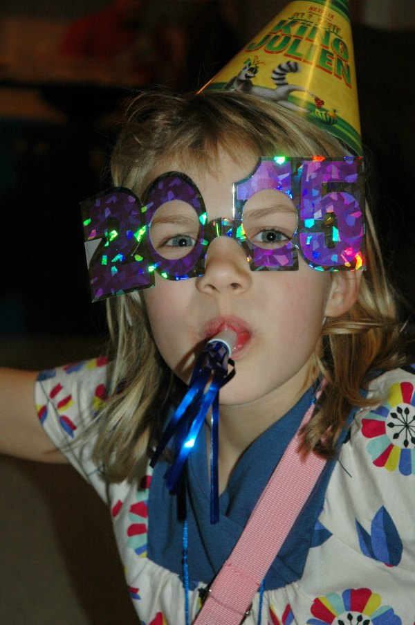 kid friendly fun for new years