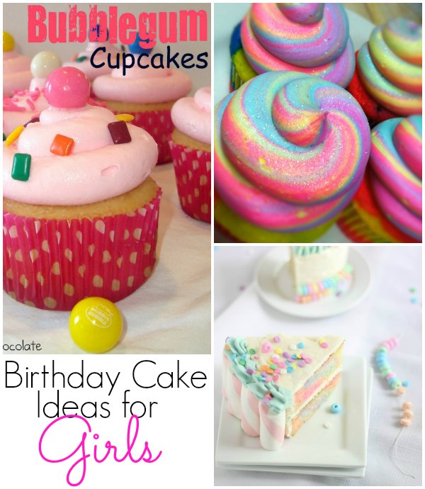 Cake Ideas For Toddler Girl Birthday : Fun birthday cake ideas for kids