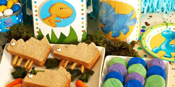 dinosaur party decor ideas