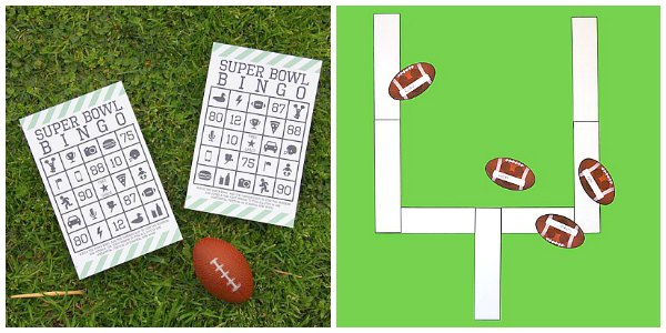 football party activities