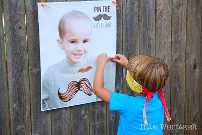 little man birthday party ideas