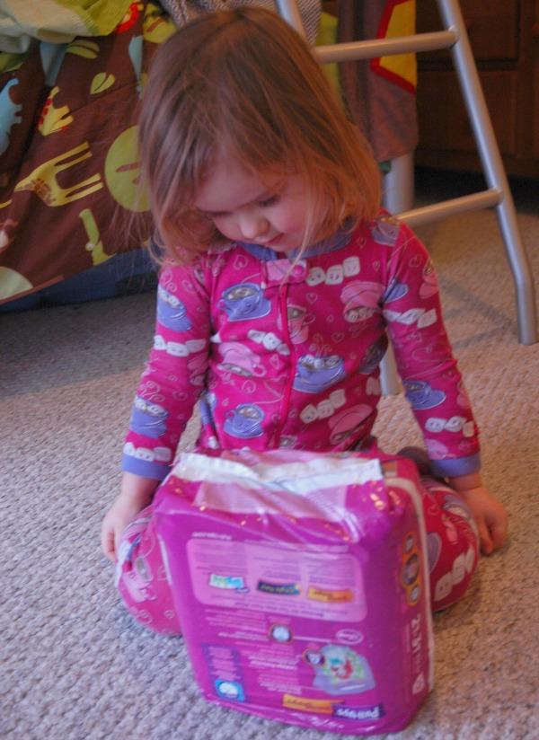 Huggies Pull-Ups potty training
