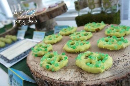 skylanders party food ideas
