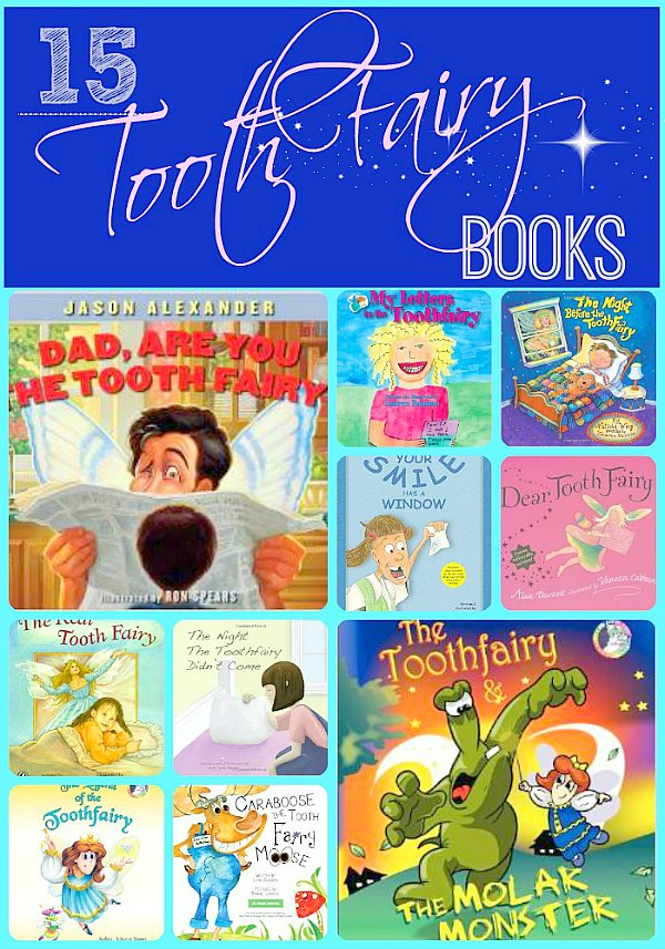 tooth fairy books