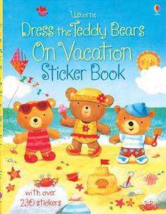 teddy bears on vacation