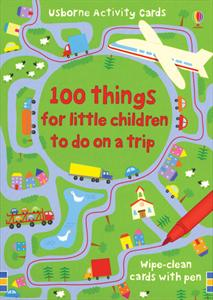 100 things little children on a trip
