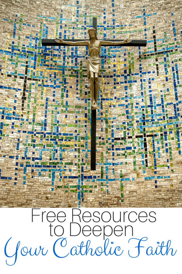 free Catholic resources for families