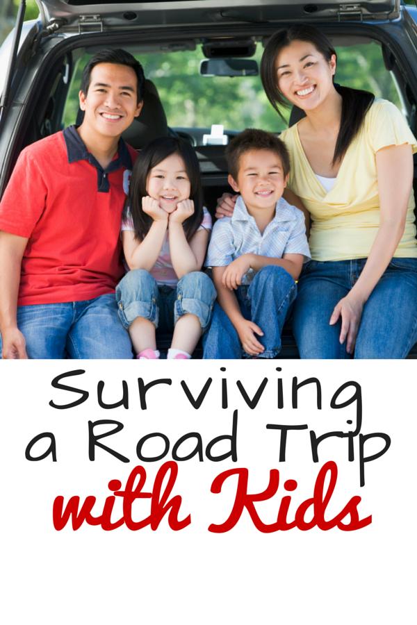 surviving a road trip with kids #febrezecar