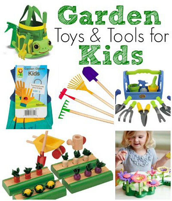 garden toys and tools for kids
