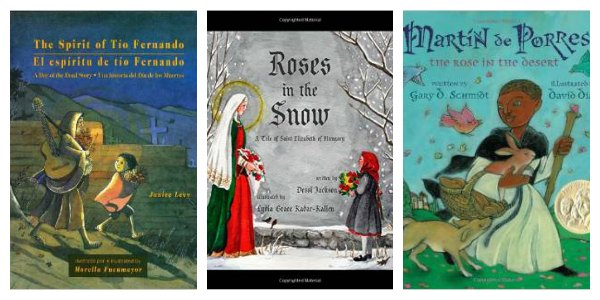 Catholic Picture Books November