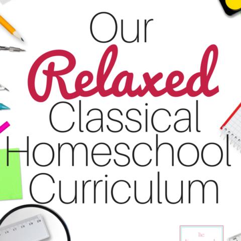 classical homeschool curriculum