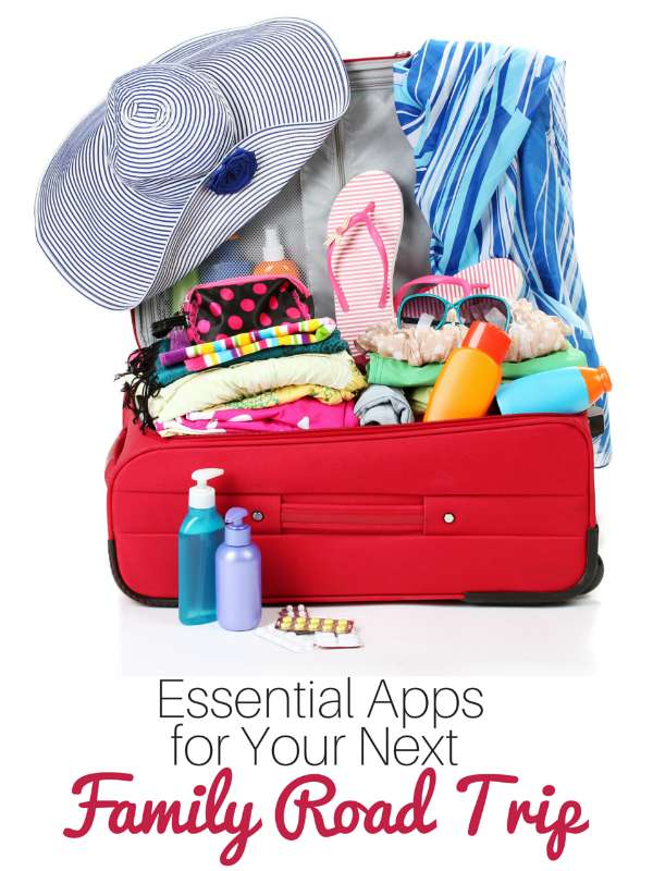 apps for road trips