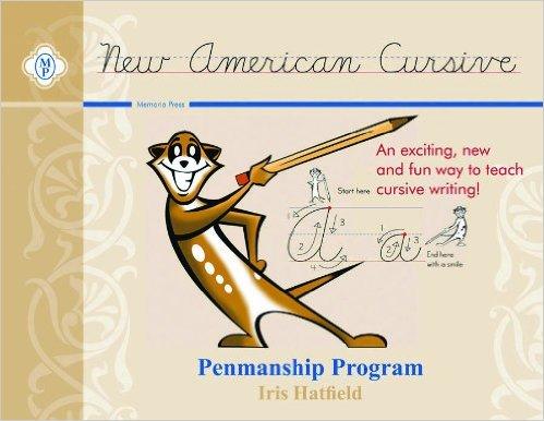 homeschool cursive