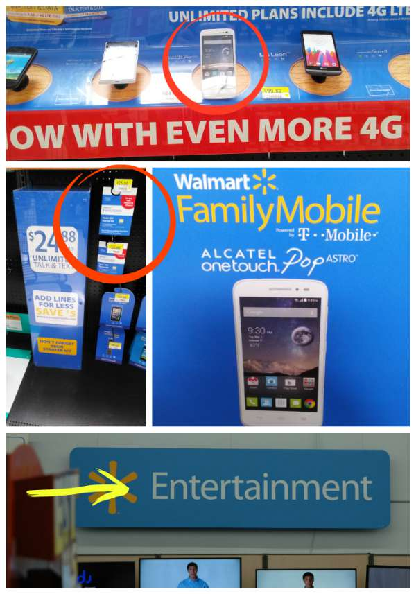 walmart family mobile data plans