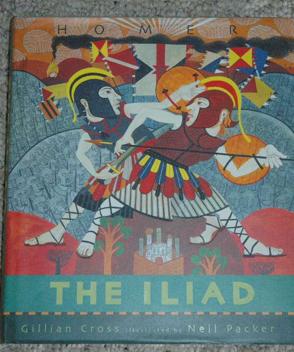 study the Iliad in your homeschool
