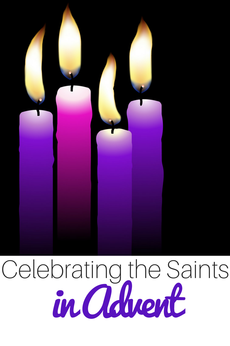 saints of advent