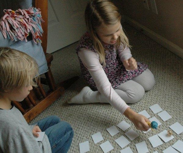 exploring feeling printable matching game #insideoutemotions 8