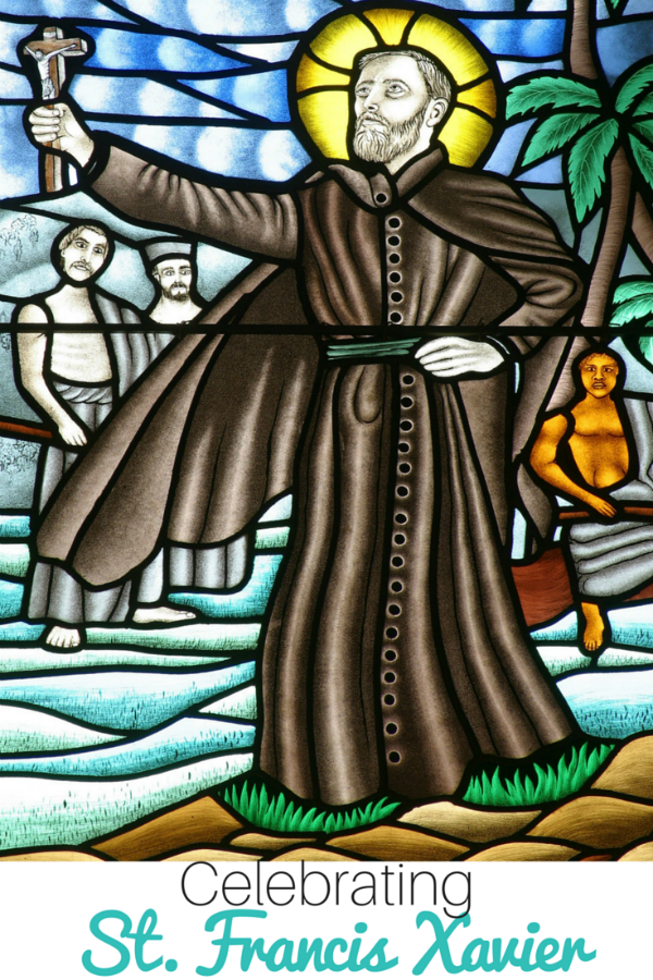 Celebrating St. Francis Xavier: Advent Saints