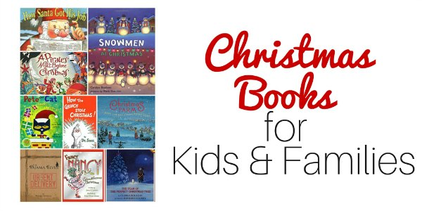 Christmas Books for Kids 1