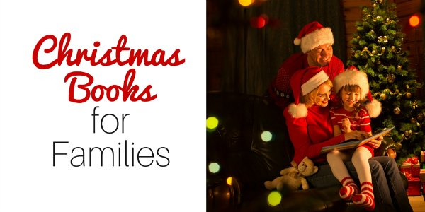 Christmas Books for Kids & Families 2