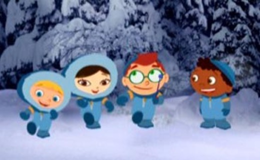 Looking for winter shows for preschoolers? These Little Einsteins episodes are our favorite.