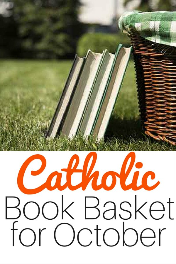 October Catholic Saints Books for Your Family