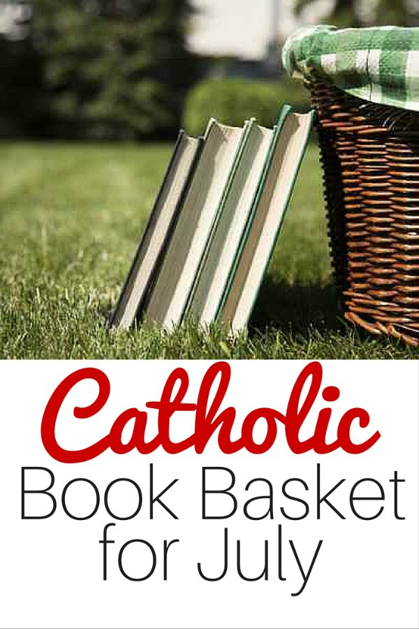 Catholic Saints books for July