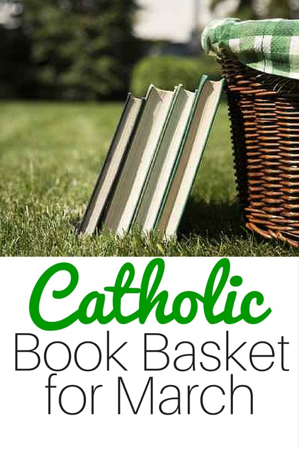 Catholic Saints Books for March