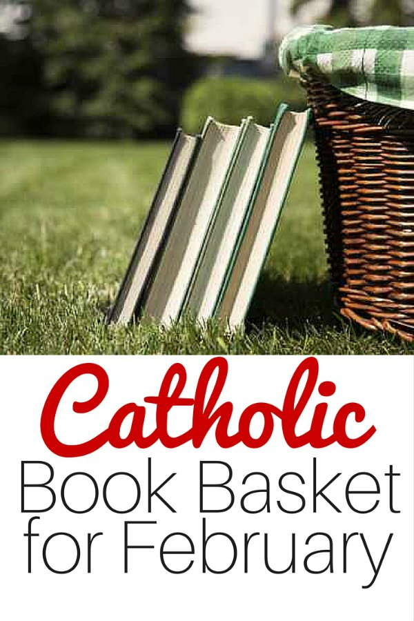 Catholic Saints Books for February