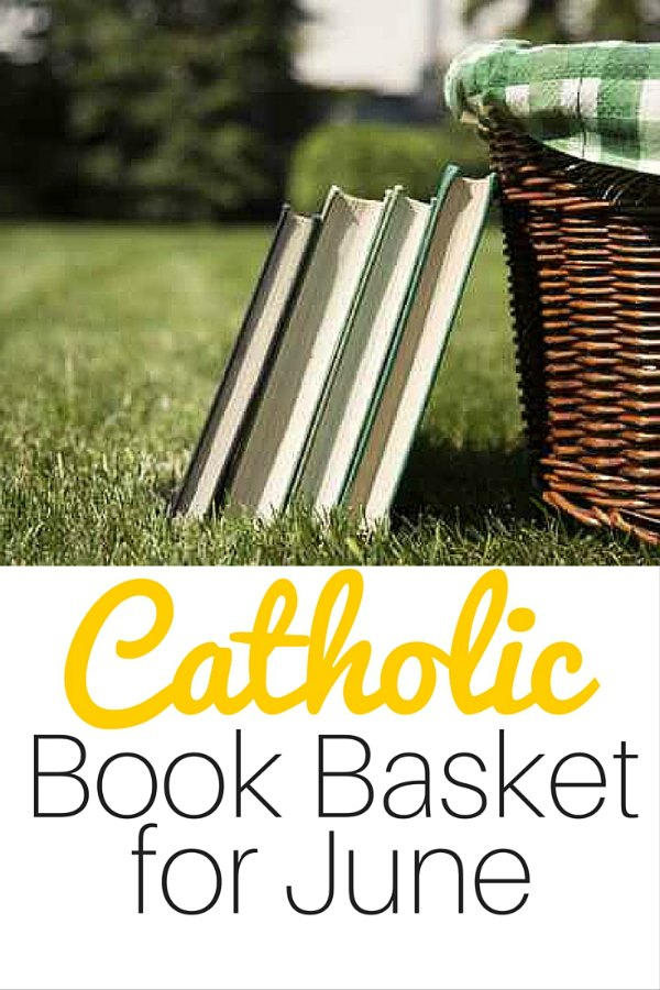 Catholic saints books for June