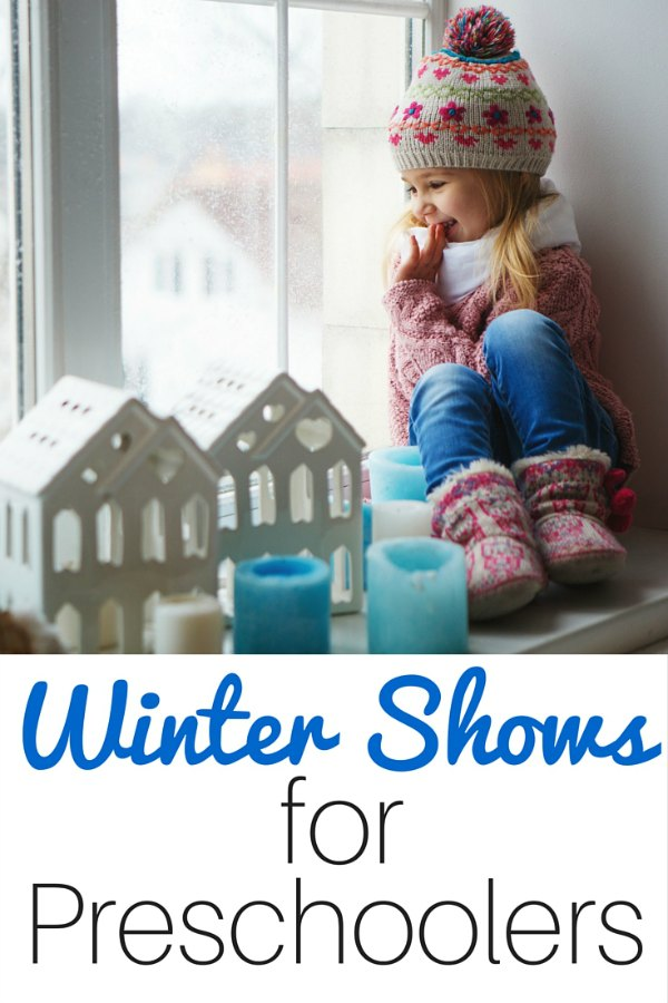Looking for winter shows for preschoolers? These titles available on Netflix streaming are perfect for pulling together a winter unit study.
