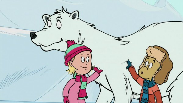 Need some winter shows for preschoolers to create a unit study? These episodes of Cat in the Hat are wonderful!