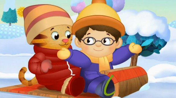 Need some winter shows for your preschoolers? Daniel Tiger is one of our favorites.