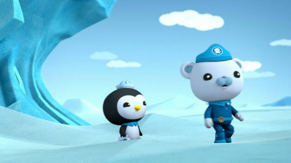 octonauts winter shows for preschoolers