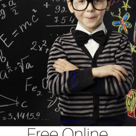 Looking for math resources that won't break your homeschooling budget? Don't miss this extensive list of FREE math games and printables, from preschool to high school students.