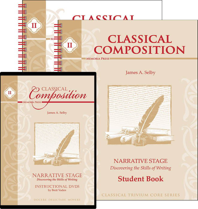 Classical Composition from Memoria Press
