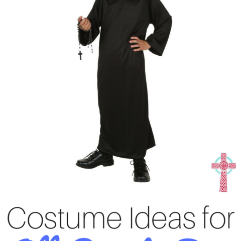 Costume ideas for All Saints Day