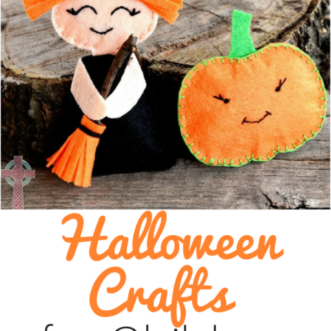 Super fun Halloween crafts for kids!